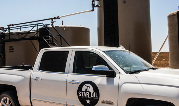 Star Oil Production